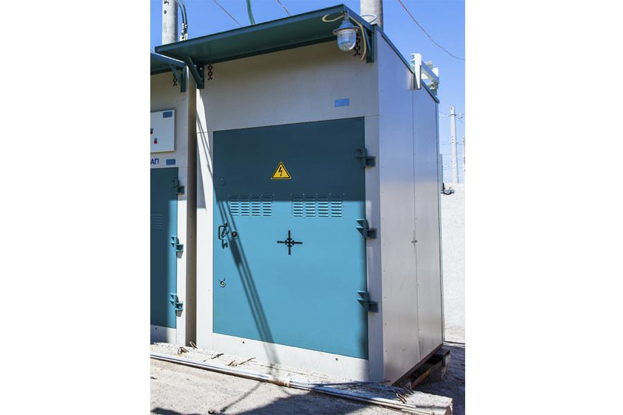 Модуль устройства защиты станции стыкования